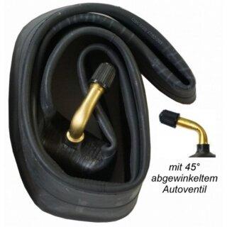 """4x 12"""" Schlauch 12 1/2 x 2 1/4 = 62-203 45° Winkel-Autoventil"""