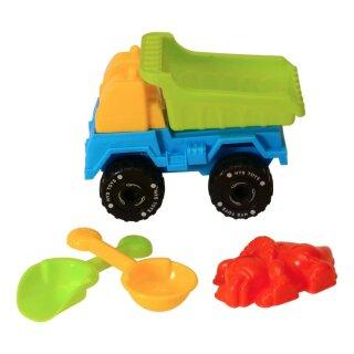 Strand Sand Wasser Spielzeug LKW Förmchen Schaufel und Harke Sandspielzeug Sandkasten
