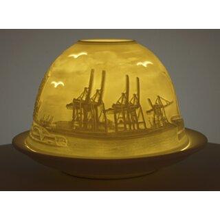 Dome Light Hamburg Elbphilharmonie Speicherstadt Hafen