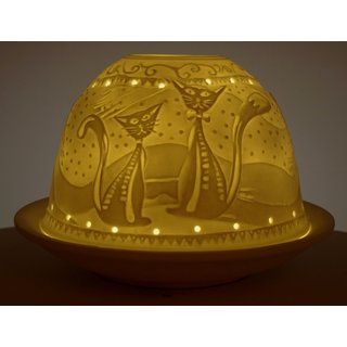 Dome Light Katze