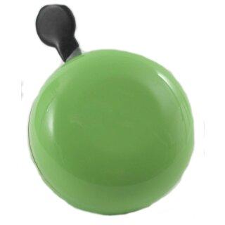Ding Dong Fahrradklingel grün Ø 80 mm