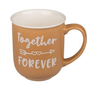 4er Set Kaffee Tasse 300 ml Kaffeebecher Kaffeetassen Liebe Tee Cup Pott