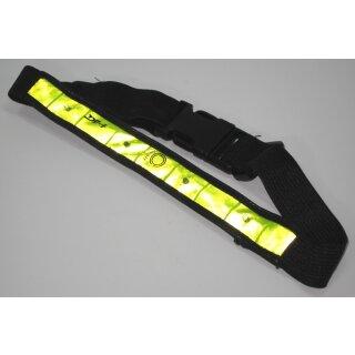 LED Hunde Halsband mit 4 LEDs